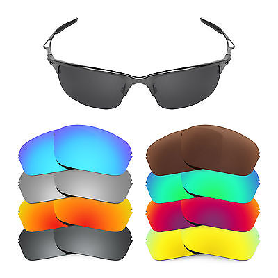 Revant Replacement Lenses for Oakley Half Wire 2.0 - Multiple Options