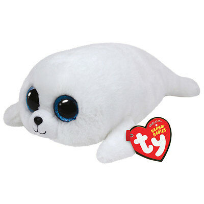 "Ty Beanie Boo 6"" Plush Icy the Seal"