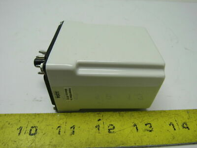 Dayton 6A854 Time Delay Relay 120VAC/DC Coil 10A