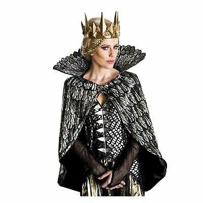 Official Snow White & the Huntsman Queen Ravenna Costume Crown Gold