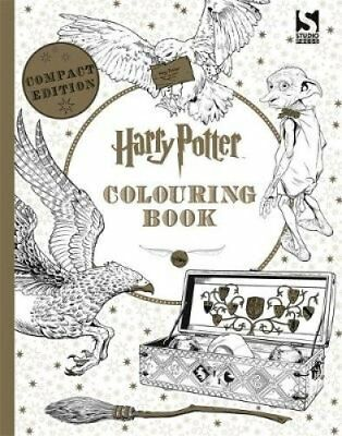 Harry Potter Colouring Book 9781783707065 (Paperback, 2016)