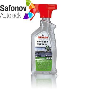 NIGRIN Window cleaner with Nikotinloeser 500 ml 73897