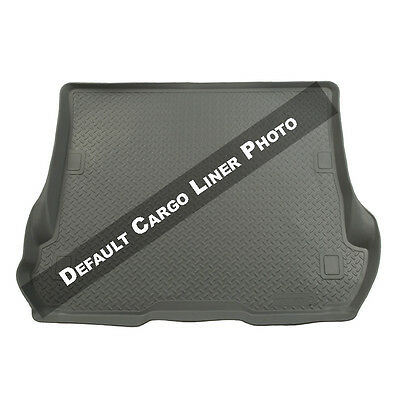 Husky Liners 24302 Cargo Liner Custom Fit Rubber Gray