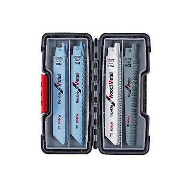 Bosch Säbelsägeblatt Set 20-Tlg. Wood/metal In Tough Box