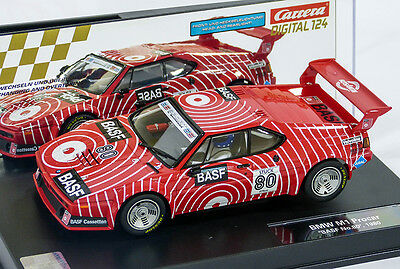 "Carrera 23821 Digital124 BMW M1 Procar ""BASF No.80"" 1980 NEU/OVP!"