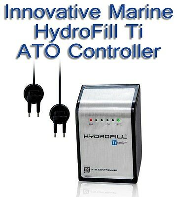 Innovative Marine HydroFill Ti – ATO Controller Aquarium Automatic Top Off 7503