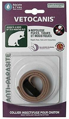 Vetocanis Collier Insectifuge Pour Chat