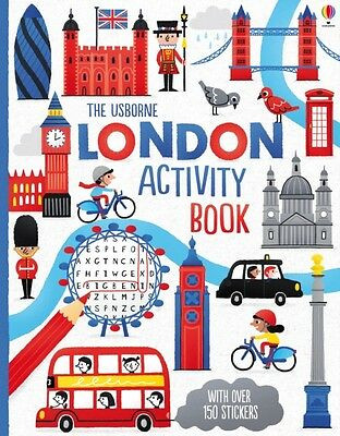 London Activity Book (Paperback), Hore, Rosie, Bowman, Lucy, 9781409595090