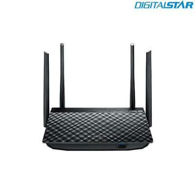 ASUS RT-AC58U Dual band Wireless NBN Ready 802.11ac AC1300 USB Gigabit Router