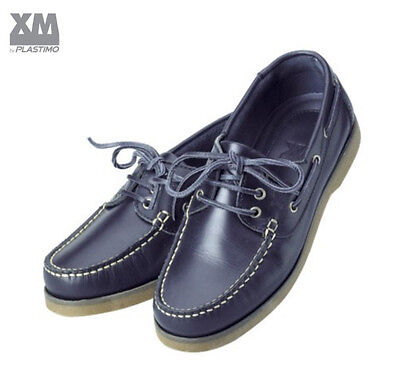 Chaussures bateaux Plastimo Crew navy