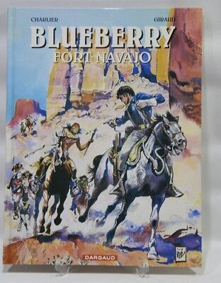 BLUEBERRY BD Charlier Giraud Fort Navajo Dargaud Esso 2000