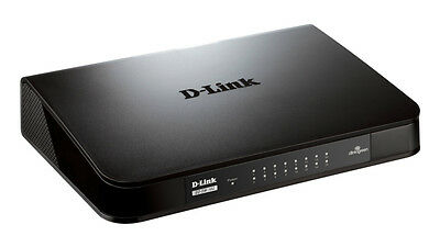 D-link GO-SW-16G/E Gigabit Easy Desktop Switch (16-Port)