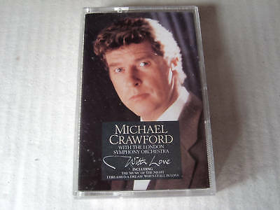 MICHAEL CRAWFORD  (tape) WITH LOVE