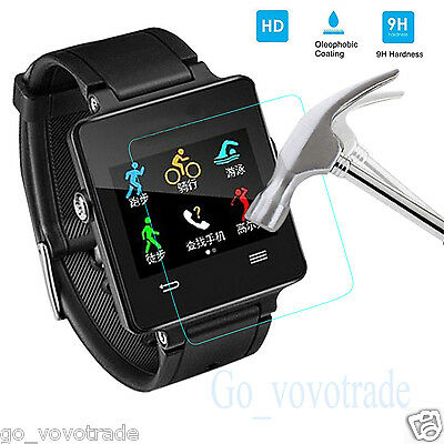 Explosion-Proof Tempered Glass Film Screen Protector for Garmin Vivoactive Watch