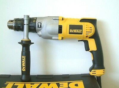 DeWALT D21570K 2-Speed Dry Diamond Percussion Core Drill 240v