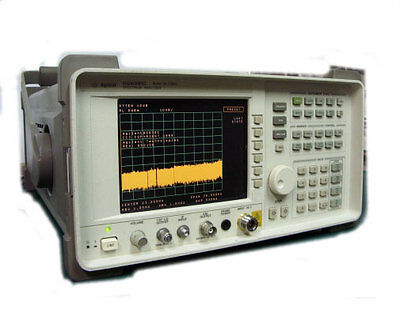 Agilent HP Keysight 8563EC Portable Spectrum Analyzer, 9kHz to 26.5GHz w/005/H35
