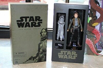 Star Wars The Black Series Hasbro SDCC 2016 Jyn Erso Rogue One SHIPS FREE!