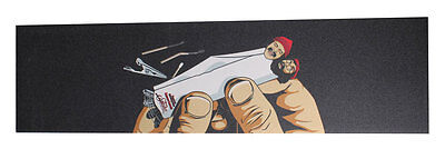 Primitive Skateboarding X Cheech And Chong Rollin Collaboration Griptape.