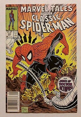 Marvel Tales Featuring: Classic Spider-man #223 NM (Marvel,1989) Doctor Octopus!