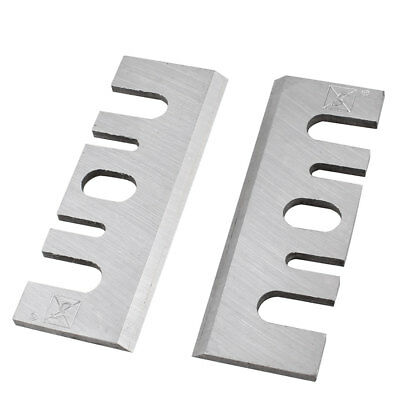 2 Pcs Power Tool Part High Speed Steel Blades for Hitachi F20A Electric Planer