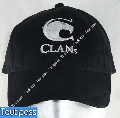 """CLAN CAMPBELL WHISKY Casquette mixte """"Clans"""" NEUF"""