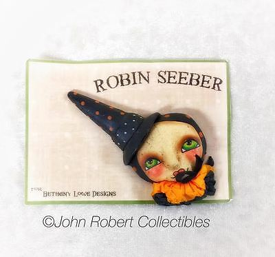 Bethany Lowe Designs Witch Halloween Pin By Robin Seeber