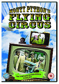 Monty Python's Flying Circus - Series 2 - Complete (DVD, 2007, 2-Disc Set)