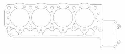 "Cometic Gasket for Toyota 2T-G 1970-83 1.6L 8v 4 CYL 87mm Bore .043"" CFM-20 Head"