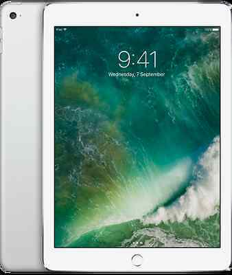 "APPLE iPAD AIR 2 32GB Wi-Fi SILVER MNV62X/A BRAND NEW SEALED ""AUSLUCK"""