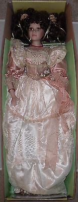 """Seymour Mann Connoisseur Collection 25""""  Doll In Original Box Historically Accur"""