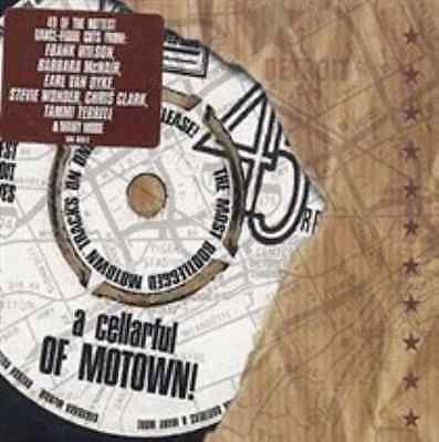 Various Artists-A Cellarful of Motown!  CD NEW