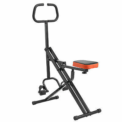 [pro.tec]® Fitness Heimtrainer Total Crunch Horse Rider Stepper Bein Bauch Body