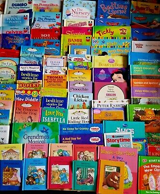 Ladybird toddler childrens Fiction Books Age 4-8 Bundle x 20 Various Used Books