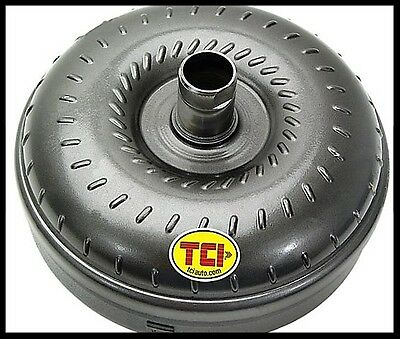 TCI Streetfighter Torque Converter TH350/400 3000-3200 Stall, Dual Bolt #241001