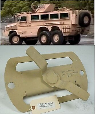 Mvehicles MRAP 4294271 Spare Wheel Carrier. Holding Clamp. 2510-01-584-8705
