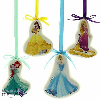 7 disney princess christmas tree decorations ornaments for Ariel christmas decoration