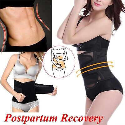 HOT Postpartum Support Waist Recovery Belt Shaper After Pregnancy Maternity US