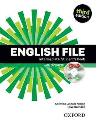English File third edition: Intermediate: Student's Book with iTutor (Paperback)