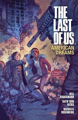 The Last of Us American Dreams by Brendan Wright 9781616552121 (Paperback, 2013)