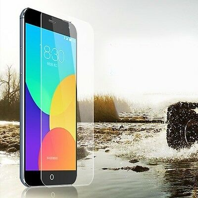 6x front Clear HD Lcd Screen Protector Cover case Guard Film for Meizu Mx4