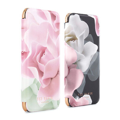 huge selection of aa0c0 e562d OFFICIAL TED BAKER AW16 Womens Floral Folio Case COLLECTION for iPhone 6S 6  Rose