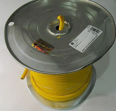 250' Spool Southwire Suprene Plus Cord/cable 16 Awg 3/c 600V 16/3 Seoow Yellow