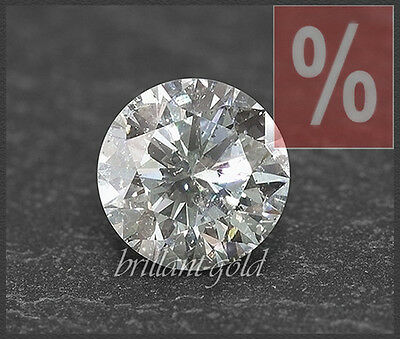 AKTION! Zauberhafter 1,18ct Brillant in Top Wesselton G / 6,70x4,20mm!