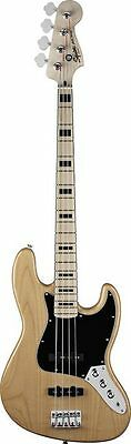 Squier Jazz Bass Vintage Modified Natural Chitarre Basso 4 Corde  - Prodotto Nuo