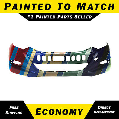 NEW Painted to Match - Front Bumper Cover Fascia For 2010 2011 Honda Insight
