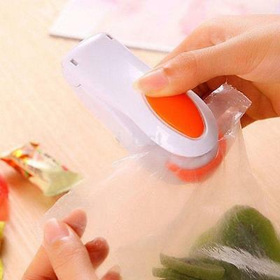 Mini Home Portable Seal Vacuum Food Bag Sealer Packaging Machine Kitchen Tool