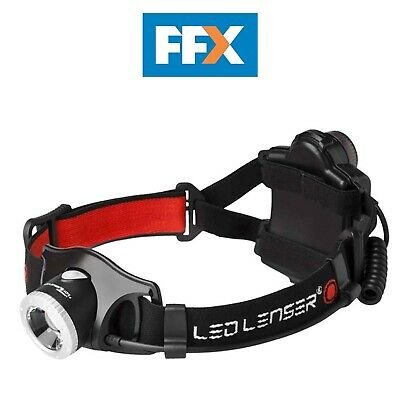LED Lenser H7R.2 Rechargeable Head Lamp Torch 300 Lumens - In a Gift Box
