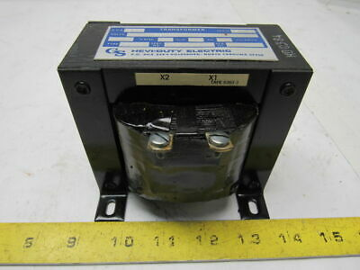 Carrier HT01BE200 440/550-220V .200 KVA Transformer 50/60 Hz. Single Ph.