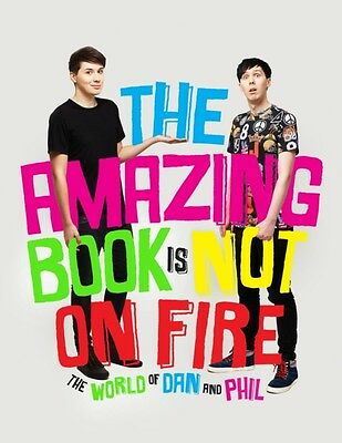 The Amazing Book is Not on Fire (Hardcover), Howell, Dan, Lester,. 9781785031090