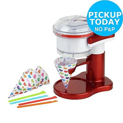 American Originals Snow Cone Machine - Red. From the Official Argos Shop on ebay